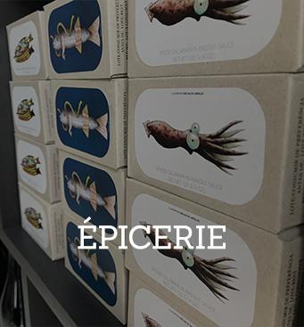Boutique Epicerie